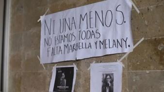 Las protestas por los asesinatos y las desapariciones han ocurrido en diversas partes de la ciudad.