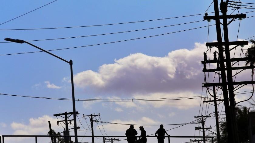 Se mantuvo sábado con moderada calidad del aire(Daniel Resendiz)