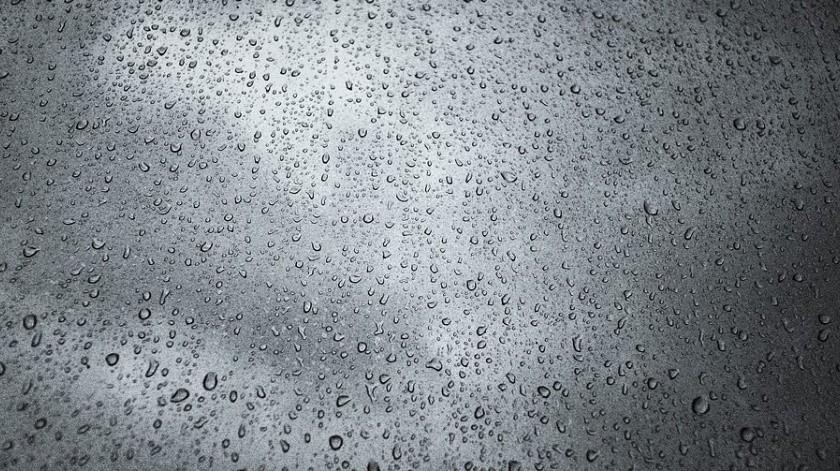 Prevén lluvias con intervalos de chubascos en algunos estados del País.