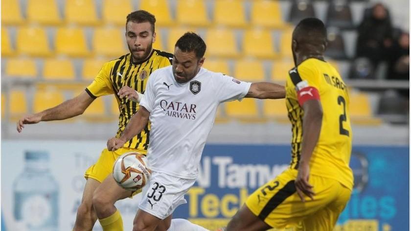 Marco Fabián debutó con su nuevo equipo(Twitter  @AlsaddSC)