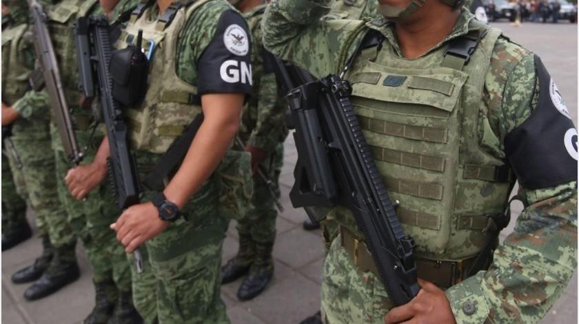 Pide AMLO a Guardia Nacional respetar derechos de delincuentes(GH)