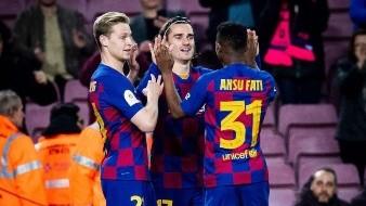 Hackean cuenta de Twitter del Club Barcelona