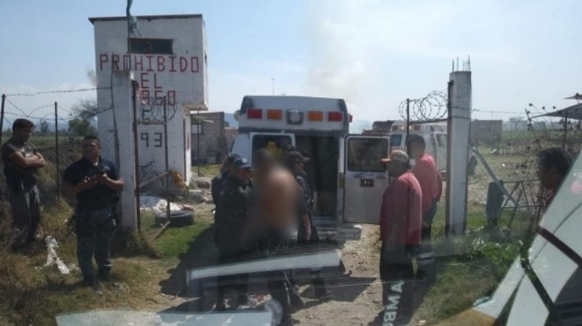 Explosión en polvorín deja tres lesionados en Hidalgo(Especial)