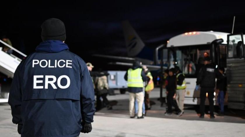 Más de mil mexicanos detenidos sin documentación migratoria en Estados Unidos, han sido repatriados a México como parte de la Iniciativa de Repatriaciones al Interior.(Rubén Ruiz)