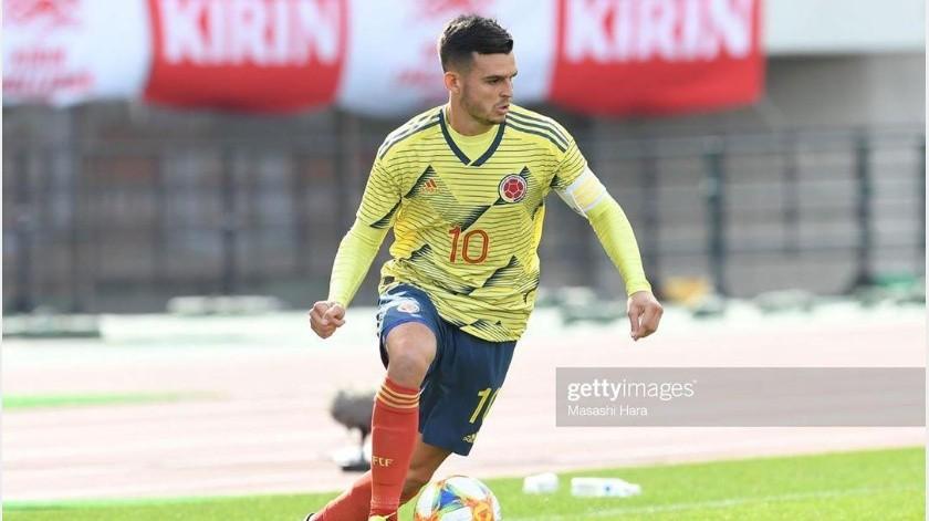 Nicolás Benedetti llegó a México para ser operado(Instagram @nicolasbenedetti10)