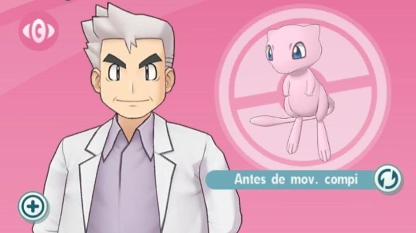 El Profesor Ooak se unirá a las batallas en Pokémon Masters