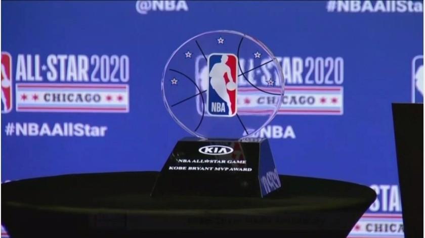 Presentan premio MVP de Kobe Bryant de Juegos de Estrellas(Captura de pantalla)