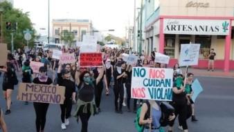 Feministas invitan a marchar contra hechos violentos