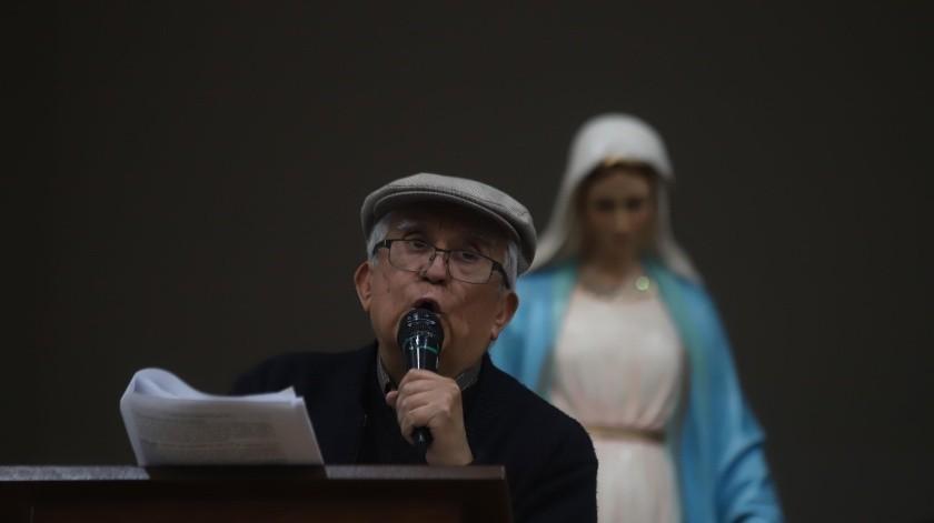 Llaman a educar para la paz en Encuentro de Catequistas(Teodoro Borbón)