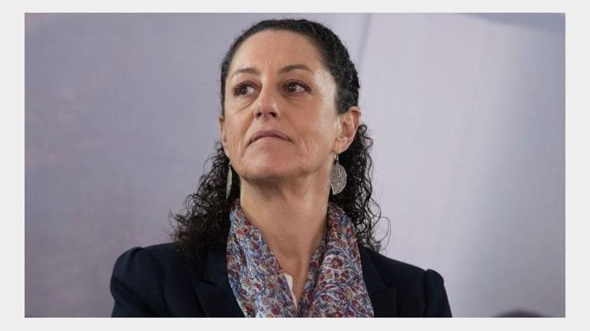 Claudia Sheinbaum, a través de Twitter,prometió justicia para Fátima.(Archivo GH)