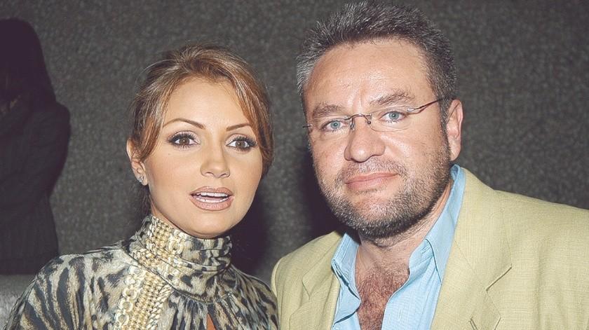 """El """"Güero"""" Castro rompió el silencio para explicar qué tipo de relación mantiene con su ex esposa Angélica Rivera.(Tomada de la red)"""