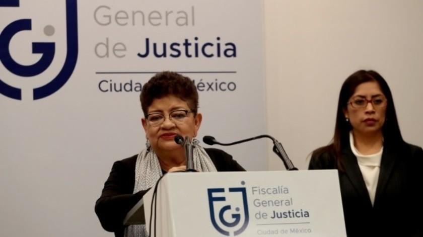 Descarta Fiscalía de la CDMX que Fátima haya sido víctima de tráfico de órganos(El Universal)