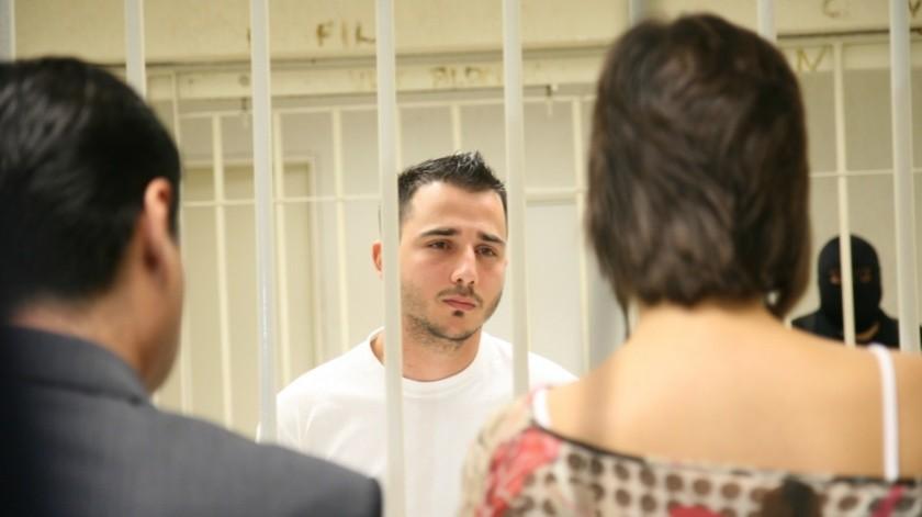 En el 2010, recordó el Vicefiscal Luis Enrique Orozco, fue la primera condena de 138 años contra Diego Santoy (centro), pero tras una apelación del acusado, una Sala Penal del Tribunal Superior de Justicia emitió una nueva sentencia de 71 años y 7 meses.(Agencia Reforma)