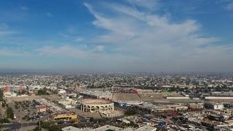 Despierta Mexicali con insalubre calidad del aire