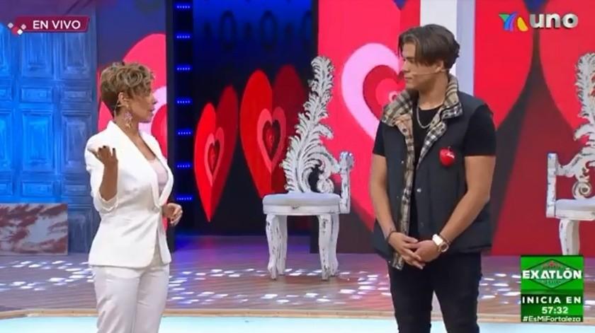 Carmen Muñoz y Juan Durán(Captura de video)
