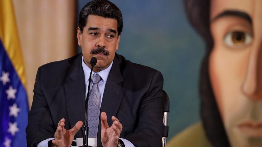 Nicolás Maduro(EFE, EFE)