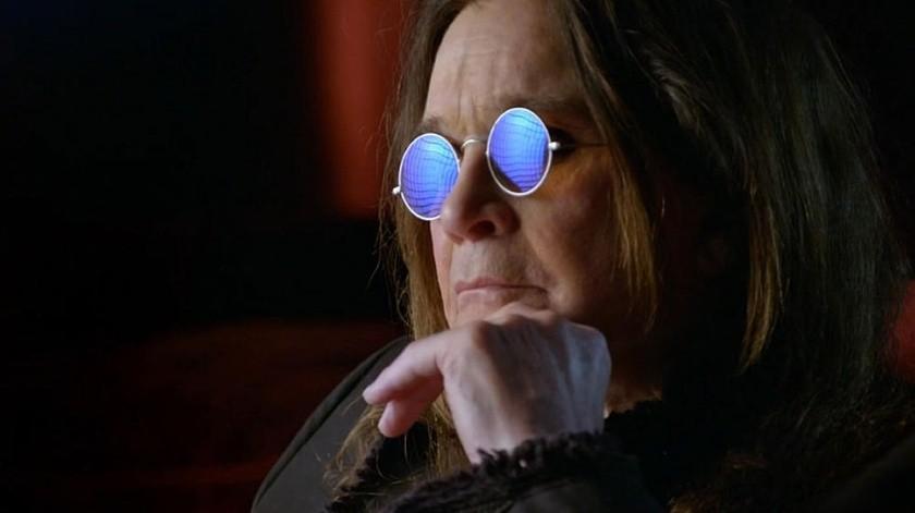 Ozzy Osbourne, exvocalista de la banda Black Sabbath, fue diagnosticado con párkinson en febrero del año pasad.(Tomada de la red)