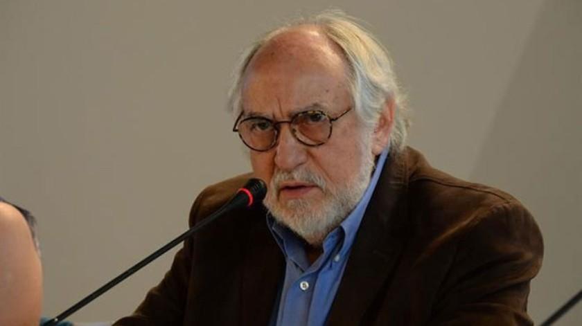 Arturo Ripstein fue galardonado con el Premio Nacional de Bellas Artes en 1997, en 2003 obtuvo la nacionalidad española.(Cortesía Twitter)