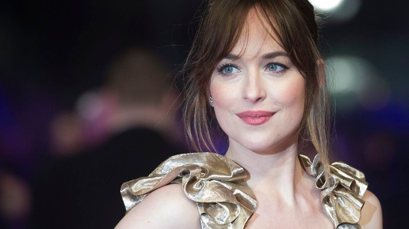 Dakota Johnson, hija de Melanie Griffith, debutó como directora.(Tomada de la red)