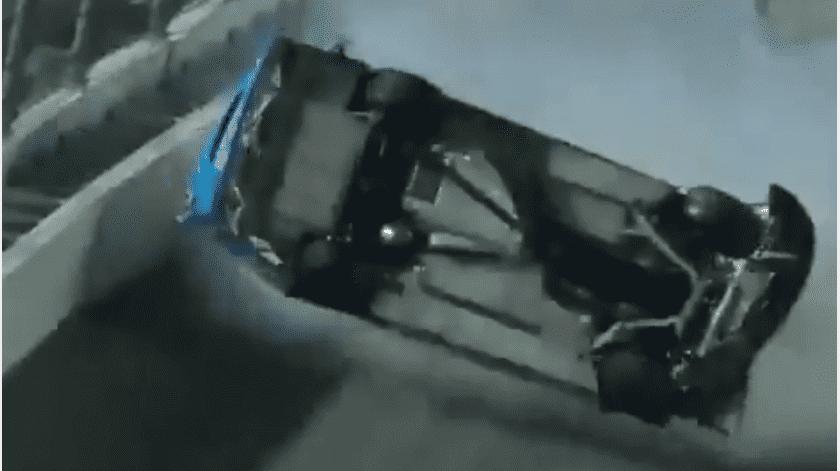 Ryan Newman se encuentra estable tras terrible accidente(Captura de pantalla)