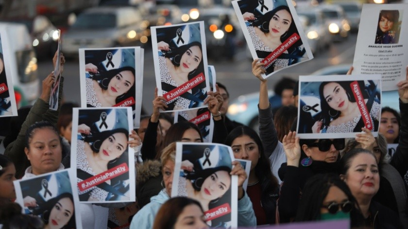 Se han realizado varias manifestaciones en el país para protestar contra los homicidios de mujeres.