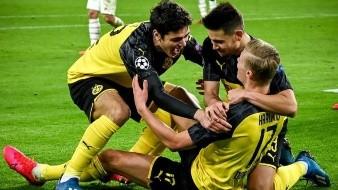 ¡Imparable! Haaland guía al Borussia en victoria ante PSG en Champions