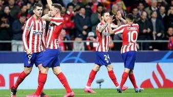 Atlético de Madrid toma ventaja ante Liverpool en cuartos de final de la Champions League