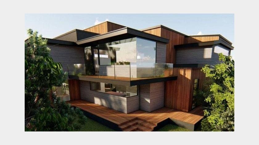 Sims 4: recrean la casa de Parasite
