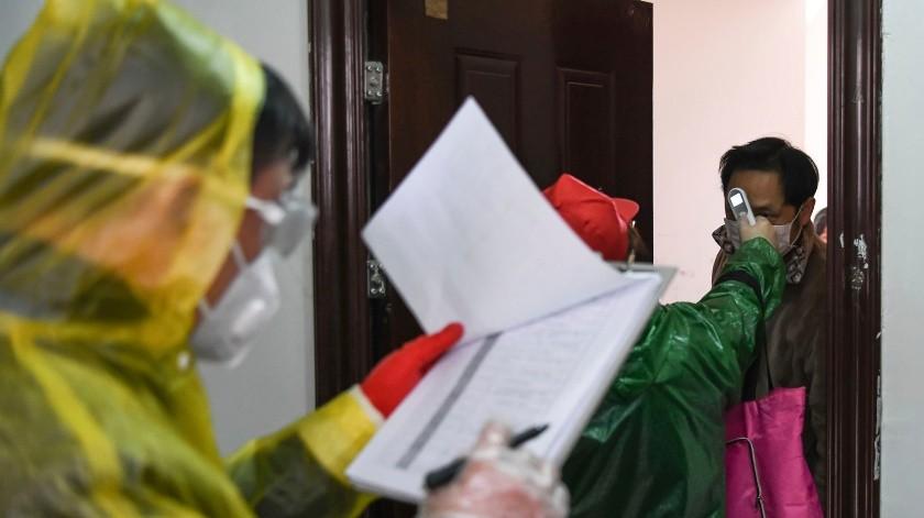 El virus ha sido detectado en otras partes del Medio Oriente: uno en Egipto y nueve en los Emiratos Árabes Unidos.(AP)