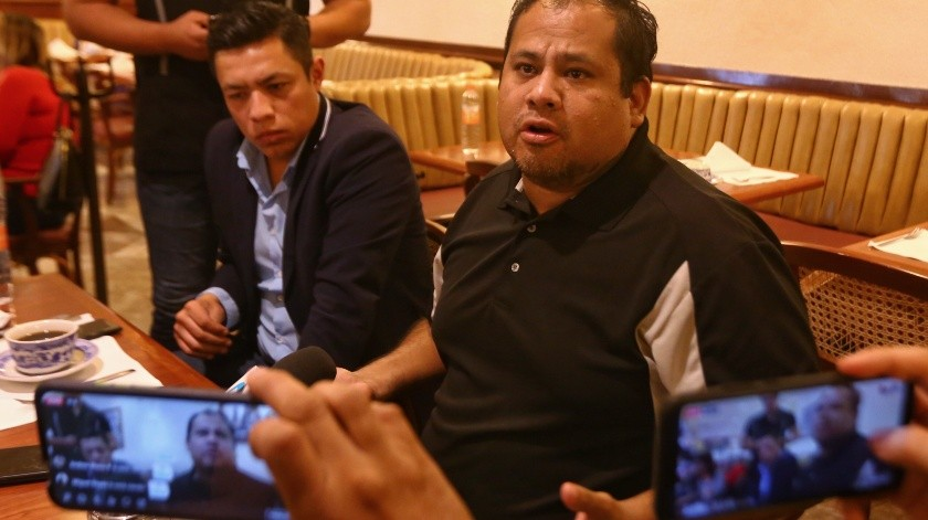 Ven aumento de violencia contra prensa en Mexicali(Daniel Resendiz)