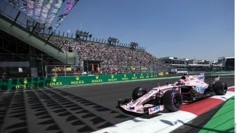 Anuncian precios y fecha de venta de boletos para el GP de México