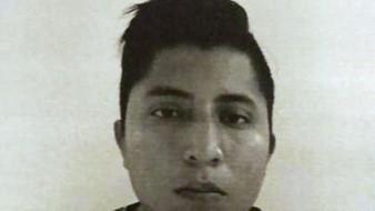 El sentenciado es Alexi Ruedas Ramírez.