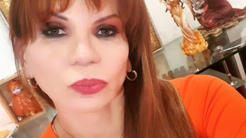 Mhoni Vidente habla sobre el caso de Fátima.(Instagram/Mhoni Vidente)