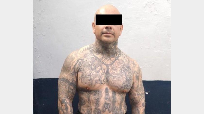 """Arturo """"N"""", de 50 años, originario de Jalisco.(Cortesía)"""
