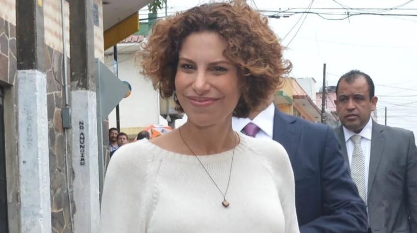 Rechaza tribunal aceptar pruebas de Karime Macías(Agencia Reforma)