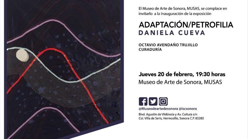 Presentará Daniela Cueva su exposición artística en Musas(Especial)