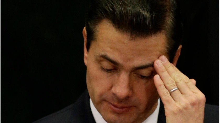 Gobierno de AMLO ya investiga a Peña Nieto: WSJ(AP)