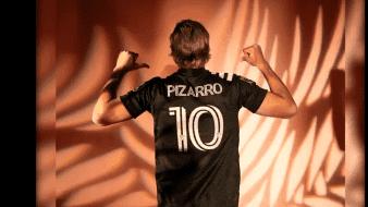 OFICIAL: Rodolfo Pizarro usará el numero 10 con Inter de Miami