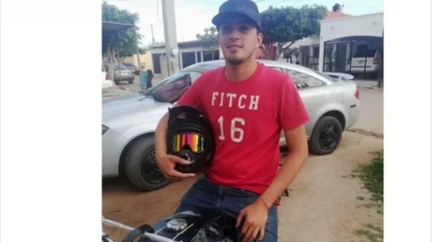 Jorge ofrece su moto para quien esté en peligro en Huatabampo y se viraliza(GH)