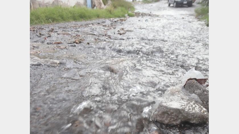 Poca demanda de agua y recarga de acuíferos causan hasta 80 fugas al día.