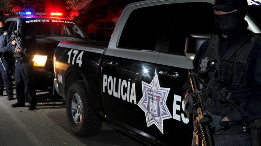 Al lugar acudieron autoridades policiacas y militares.(Archivo)