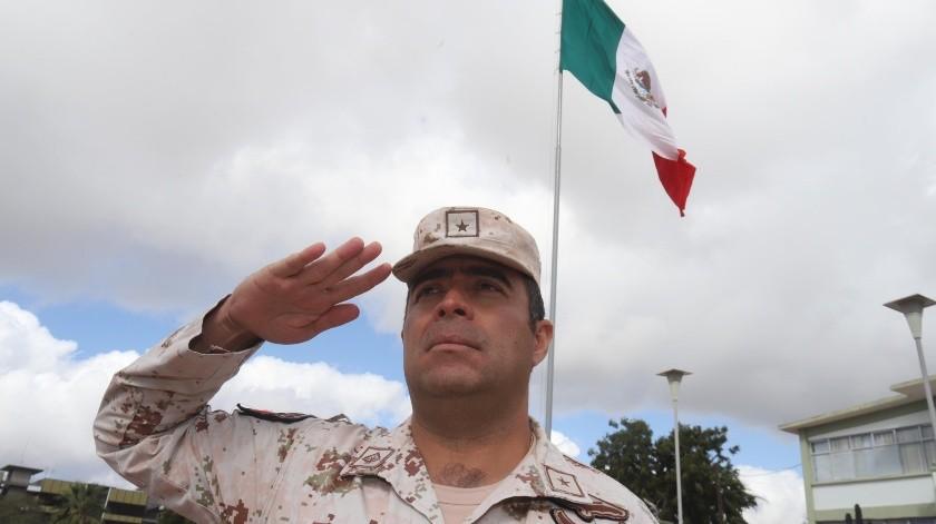 """"""" Los del Ejército somos del pueblo""""(Teodoro Borbón)"""