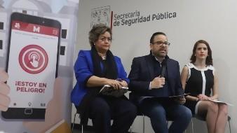 Presenta la SSP actualización de la aplicación Mujeres Seguras
