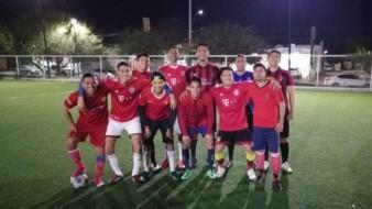 La Gente FC suma valioso triunfo