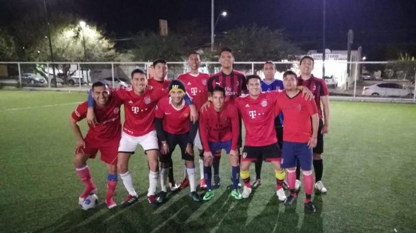 La Gente FC suma valioso triunfo(Banco Digital)