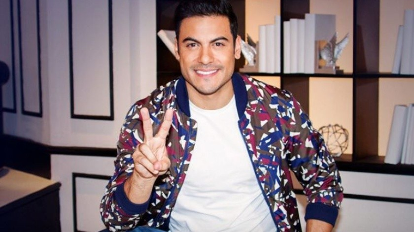 Carlos Rivera tiene actualmente 33 años.