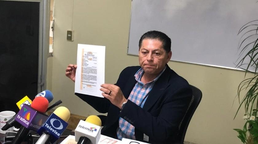 Agua de Hermosillo multará a quienes no tengan visible su medidor o se encuentre retirado del cerco.(Mirna Lucía Robles.)