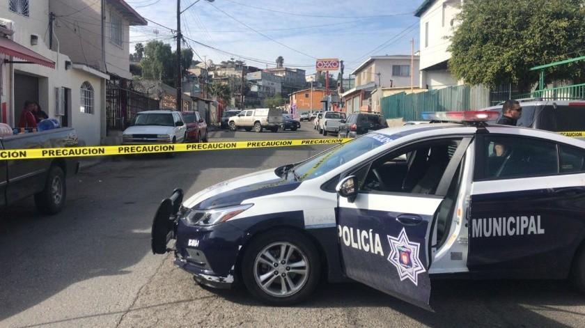 El ataque se reportó alrededor de las 9:00 horas.(Gustavo Suárez)