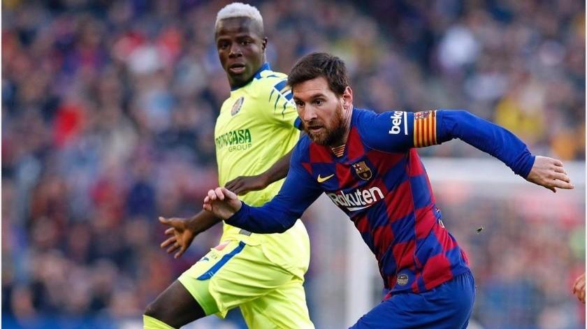 Entrenador de LA Galaxy niega que exista interés por Lionel Messi(Instagram @leomessi)