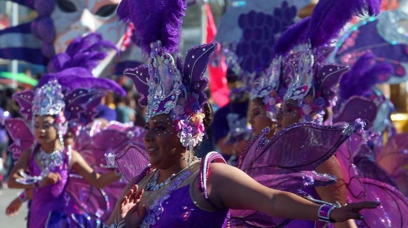 El Carnaval de Ensenada inicia este 20 de febrero.
